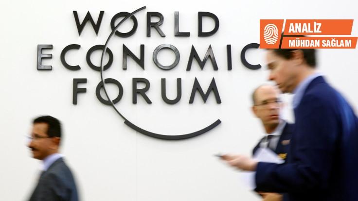 Patlıcandan Davos'a bir adaletsizlik seremonisi