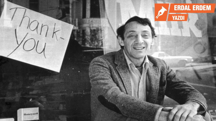 Harvey Milk ve adaletin cinsiyeti