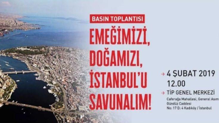 Sol partiler 'İstanbul' kararını açıklayacak