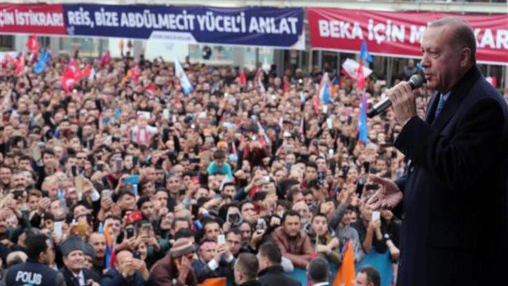 Erdoğan: Enkaz altında birkaç kişi daha var
