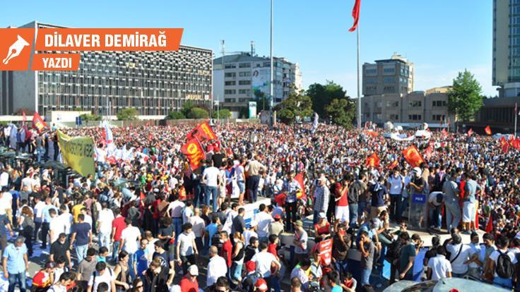 Erdoğan'ın Gezi sancısı 2