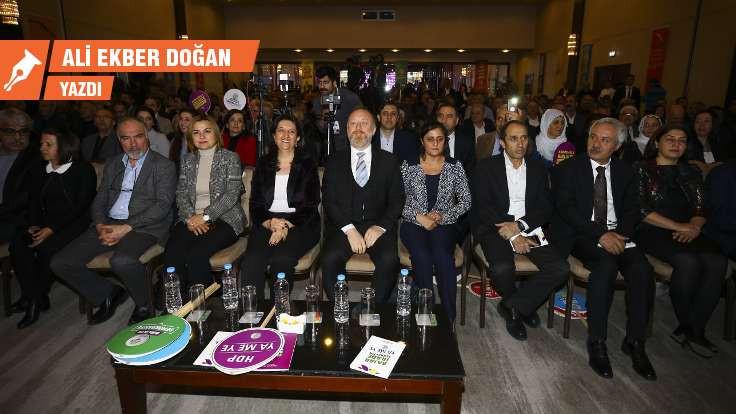 Seçim kumarı 2019'u niye konuşalım ki 2: HDP'nin seçim taktiğinin isabeti ve yetersizliği