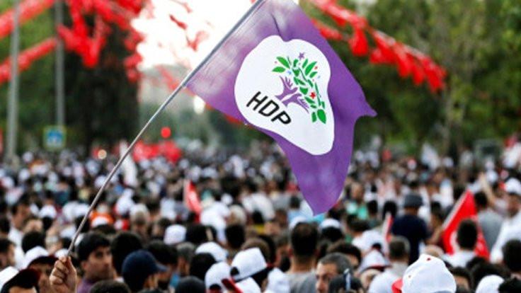 'HDP'ye çalışma bakım paran kesilir'