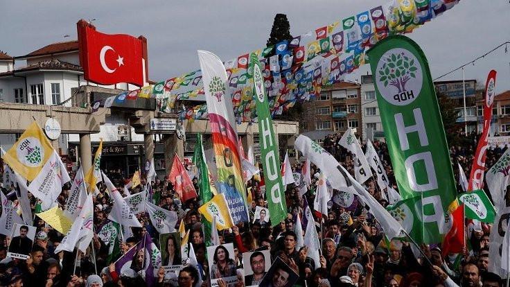 HDP adaylıkları netleşti: İstanbul'a 15, Ankara'da 4 ilçe