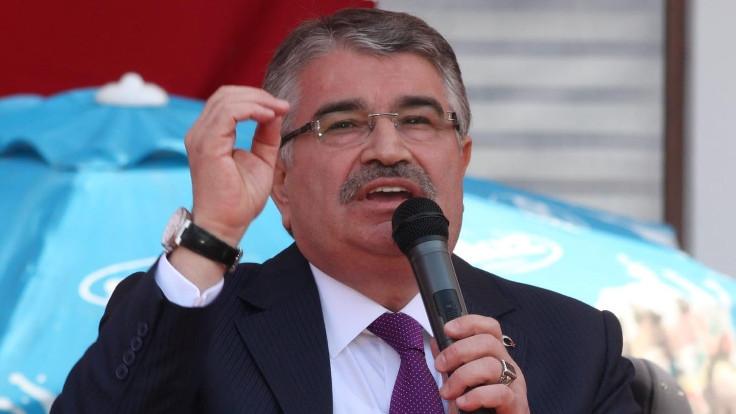 Dervişoğlu: İdris Naim Şahin adayımız değil