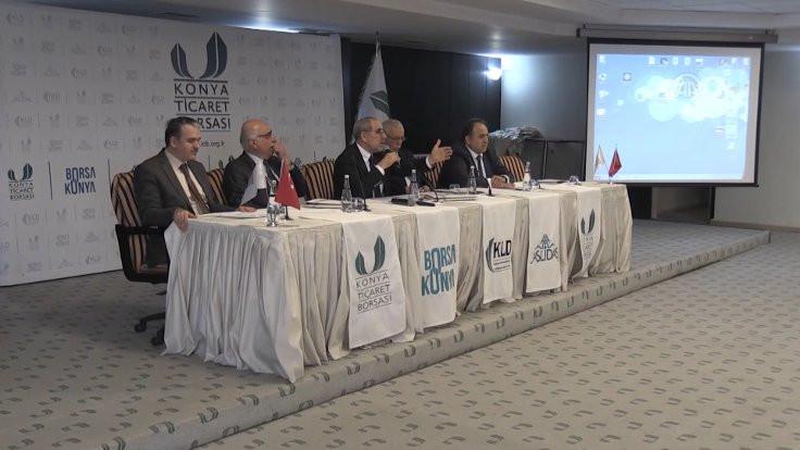 Konya'da Kenevir Çalıştayı yapıldı