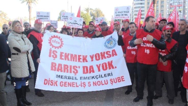 Konak Belediyesi'nde 25 Şubat'ta greve çıkılacak
