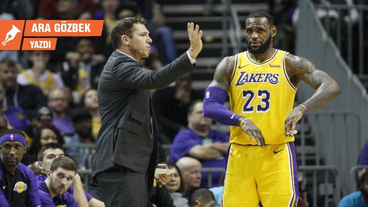 LA Lakers: Kaynayan kazanlar ve tartışılanlar