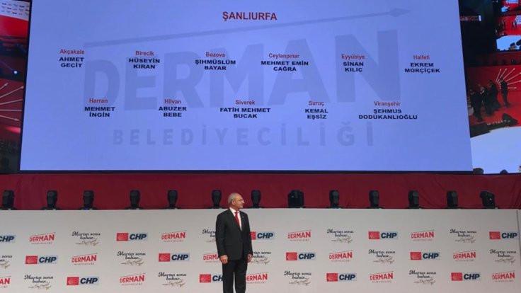 CHP parti yönetiminde Bucak çatlağı