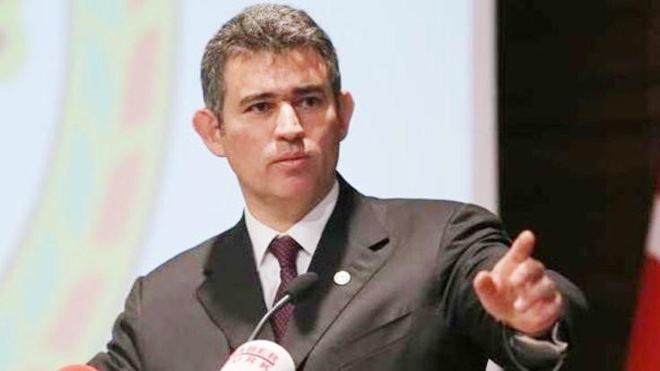 Antalya Barosu da Metin Feyzioğlu'nun istifasını istedi