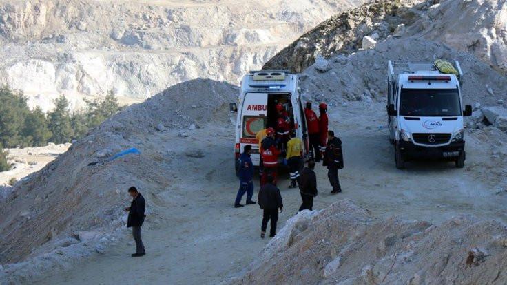 Milas'taki maden faciasıyla ilgili 3 kişi gözaltında
