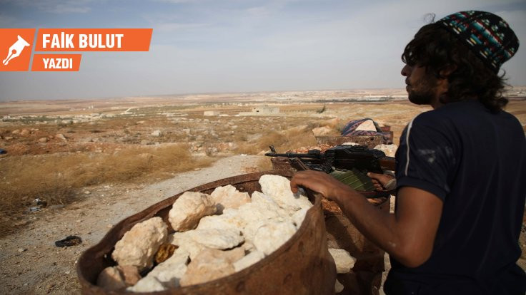 El Nusra'nın İdlib'teki cihat köyleri