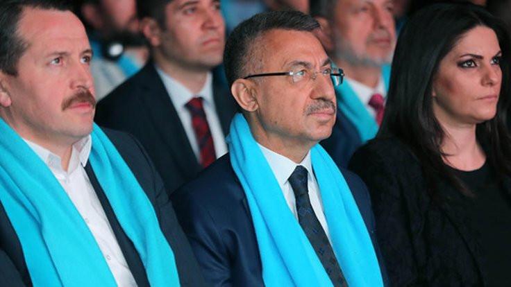 Cumhurbaşkanı Yardımcısı'ndan Karamollaoğlu'na: Ders almak kadar ders alındığı da önemli!
