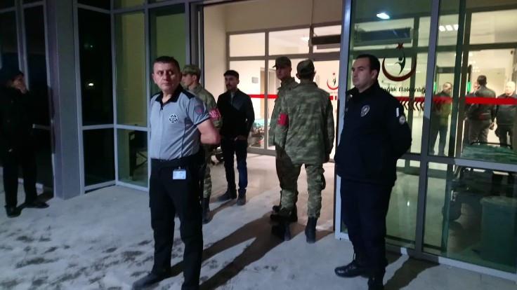 MSB: Eğitim atışı sırasında 5 asker yaralandı