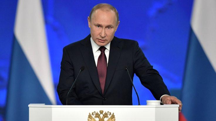 Suudi Arabistan Putin'i bekliyor