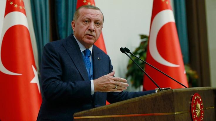 Erdoğan: Türkiye Kürtlere kol kanat gerdi