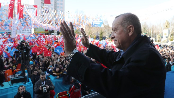 Erdoğan: Güvenli bölge için planlarımızı belirledik
