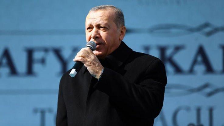 Erdoğan: Adı SAADET olan bir particik var