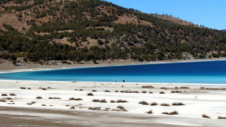 Salda için ihaleye çıkılıyor: Göl 5 yılda yok olur