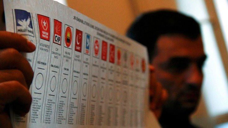 AREA anketine göre AK Parti yüzde 37!