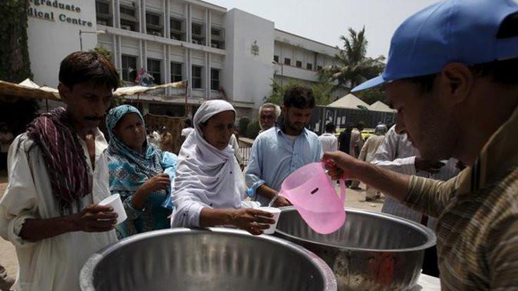 Asya'da su krizi kapıda