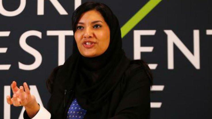 Suudi Arabistan'da ilk kadın büyükelçi