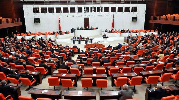 Meclis'te tartışma: Naim Şahin'in hayrını görün