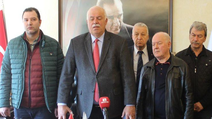 CHP'li başkan DSP'den aday: Yeter söz milletin!