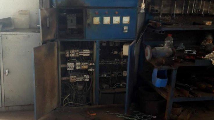 Trafo patladı: 3 işçi yaralandı
