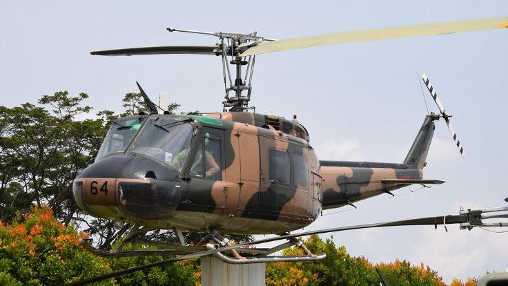 Türkiye'deki UH-1 askeri helikopter kazaları