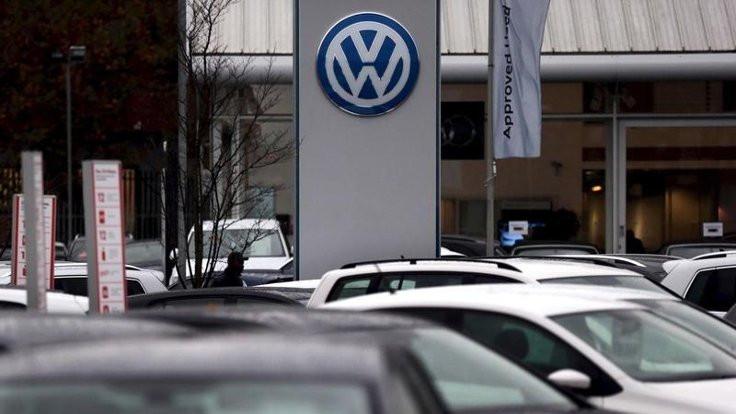 Volkswagen 401 bin kişiyle mahkemelik