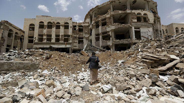 Husilerin füze saldırısında 70 kişi öldü