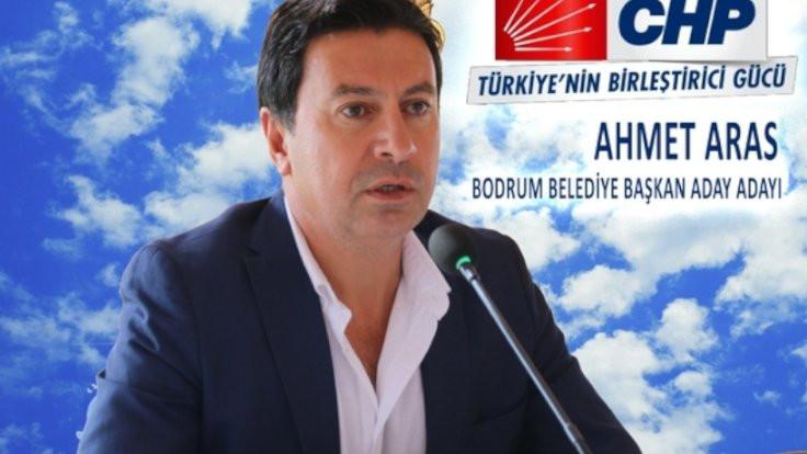 CHP'nin Bodrum adayı Ahmet Aras oldu