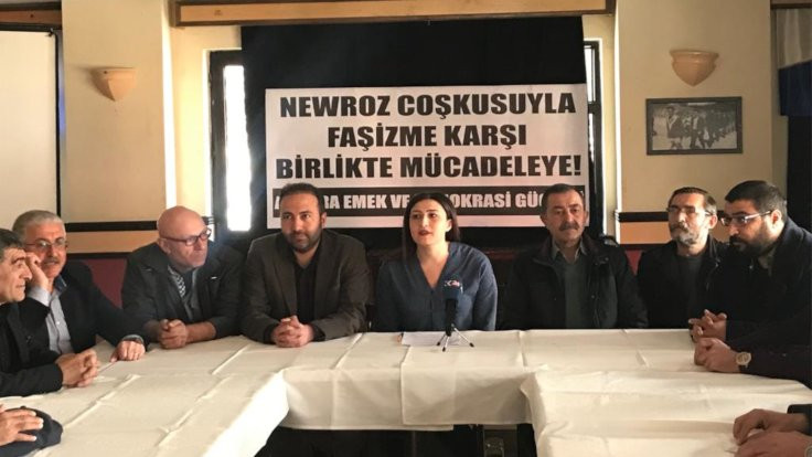 HDP'nin, 'Büyük Ankara Mitingi'ne çağrı