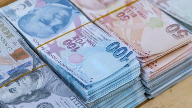 Bütçe 17 milyar lira açık verdi