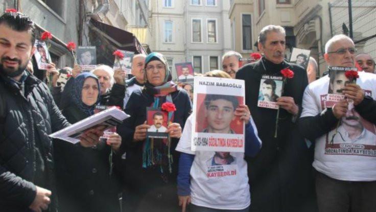 Cumartesi Anneleri Babaoğlu'nun akıbetini sordu