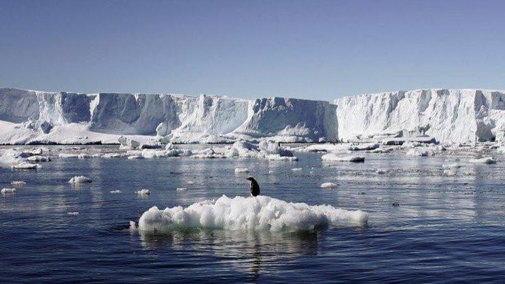 Antarktika üzerindeki insan etkisi büyüyor