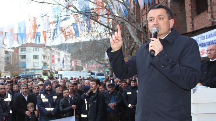 'Muhalif parti ve seçmenlerini hedef almadım'