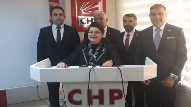 CHP'li vekiller: Çökek baraj değil gölet