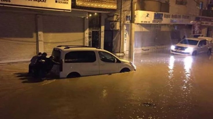 Cizre'deki sel için Çevre Bakanlığı'na 5 soru