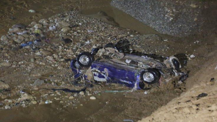Cizre'de sel: İki kişi öldü