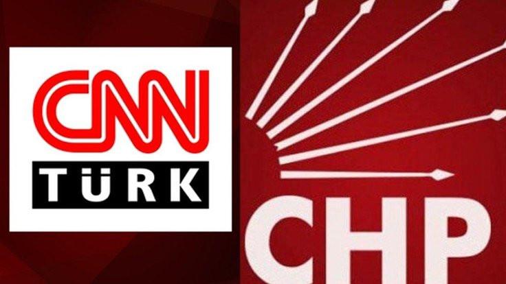 CHP: CNN Türk'e soruşturma açıldı