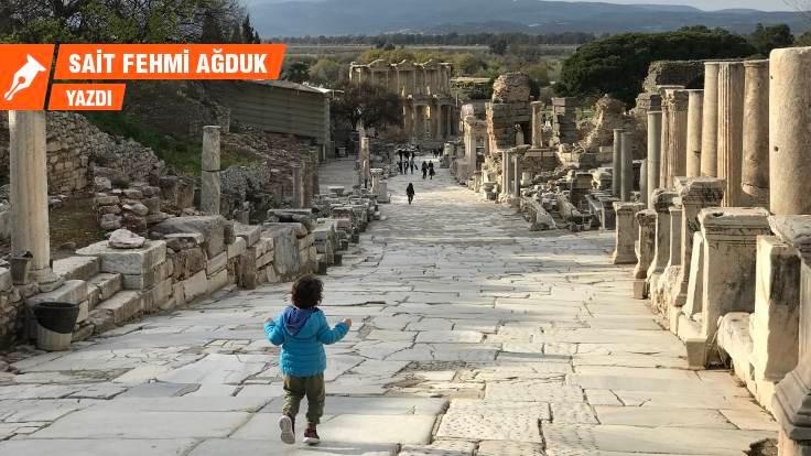 Dünyanın en tuhaf yeri Efesos