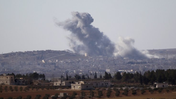 El Bab'da bomba yüklü motosikletle saldırı