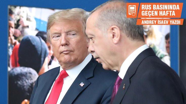 Trump Erdoğan'a 'Kürt baskısı' yapmaya kararlı