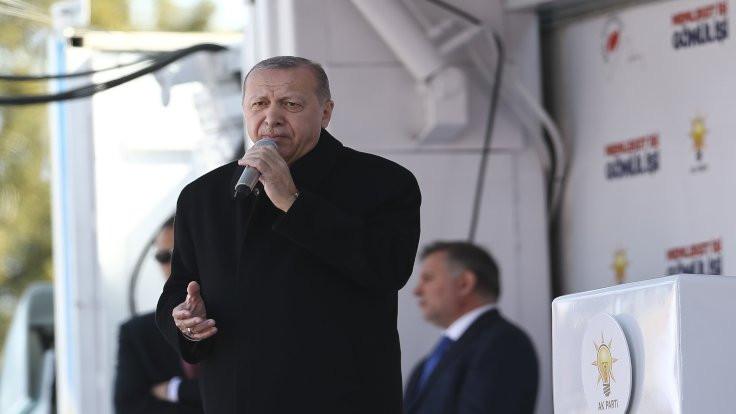 Erdoğan'dan Akşener'e: Onunla hesaplaşacağız