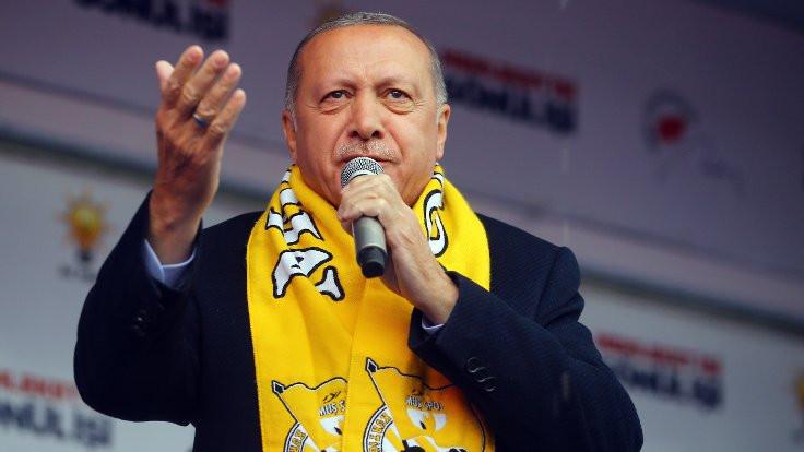 Erdoğan'dan Sakık'a: Muş'tan niye aday oldun ya?
