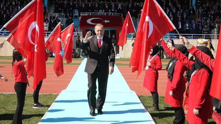 Erdoğan: Mesajınızı aldık, buradayız