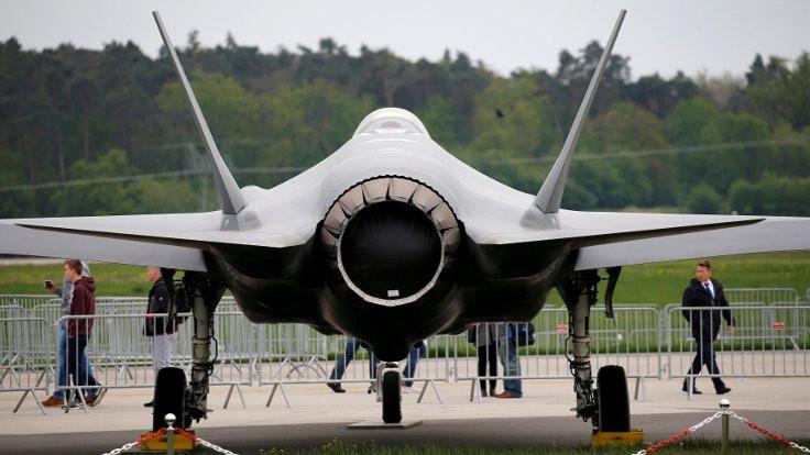 Lockheed Martin: Türkiye F-35'leri alamayacak