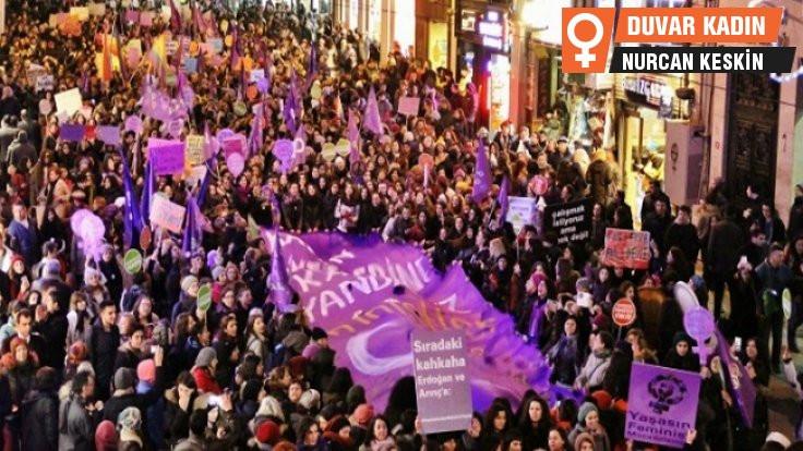Kadınlar Günü'ne özel kampanya: Yasal eşitsizlikte yüzde elli yaşama şansın var!